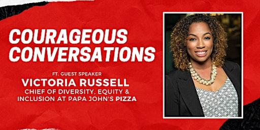 January Program: Courageous Conversations