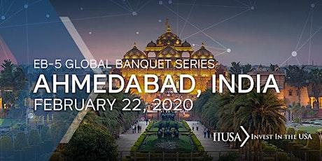 IIUSA Global Banquet Series: Ahmedabad, India  tickets