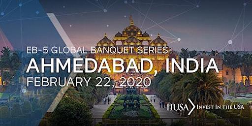 IIUSA Global Banquet Series: Ahmedabad, India