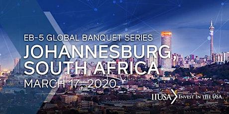 IIUSA Global Banquet Series: Johannesburg, South Africa  tickets