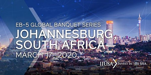 IIUSA Global Banquet Series: Johannesburg, South Africa