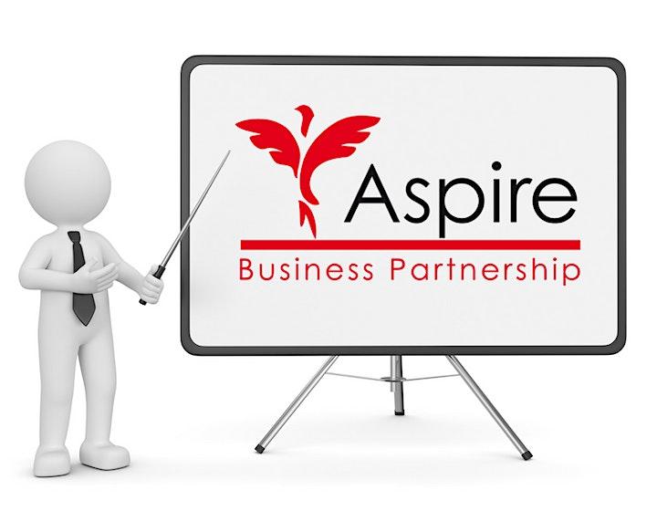 Aspire Business Partnership 'Operation Compliance' Seminar - London image
