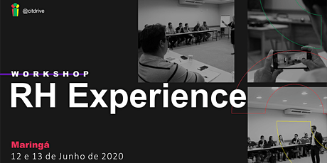 RH Experience 2020 ingressos