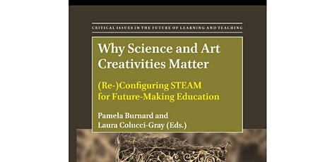 Book Launch: Why Science and Art Creativities Matter tickets