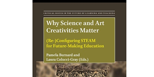 Book Launch: Why Science and Art Creativities Matter