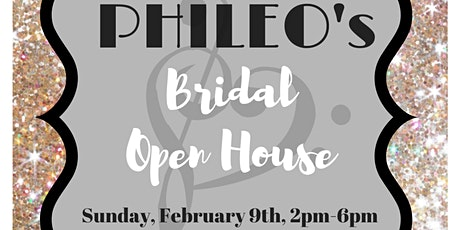 PHILEO's Bridal Open House tickets