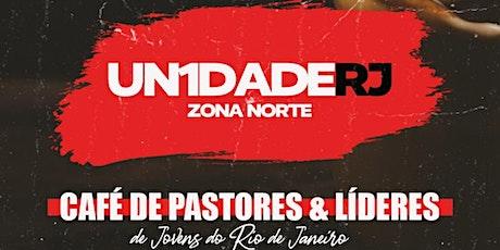 Café de Pastores e Líderes de Jovens - Rio de Janeiro - Zona Norte ingressos