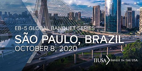 IIUSA Global Banquet Series: São Paulo, Brazil  tickets
