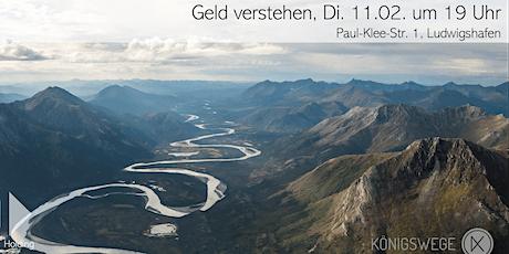 HQ: Geld Verstehen (by N. Kocher) Tickets