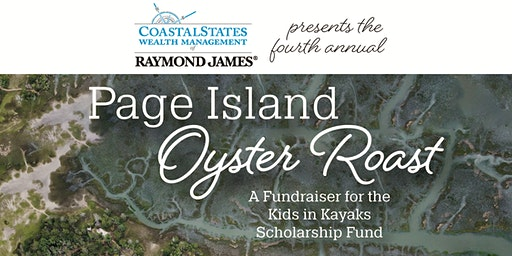 Page Island Oyster Roast