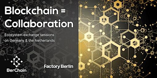 Blockchain = Collaboration: Ecosystem Exchange Sessions