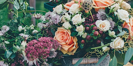 LEARN TO MAKE A POSY ARRANGEMENT WITH JO HICKS  — 21 FEB tickets