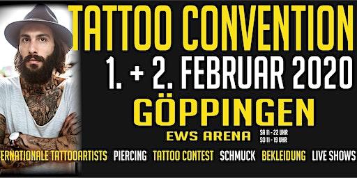 Tattoo Convention Göppingen