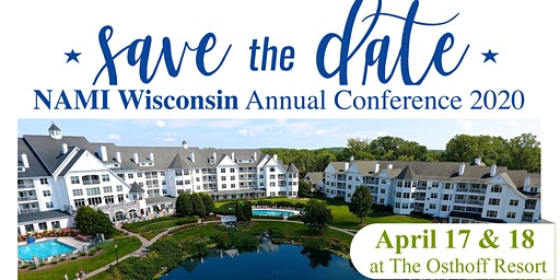 NAMI Wisconsin Annual Conference 2020