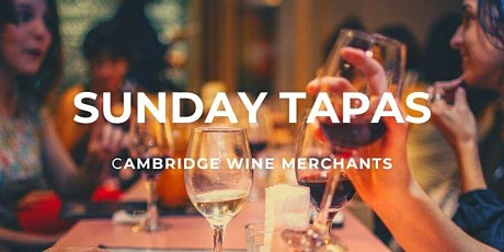 Sunday Tapas Cambridge tickets