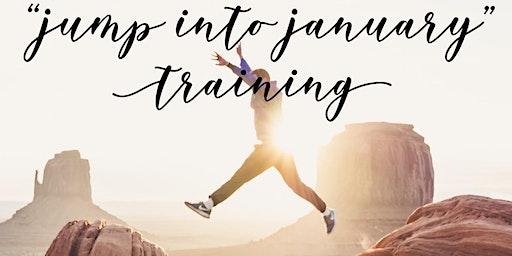 Jump in January Training