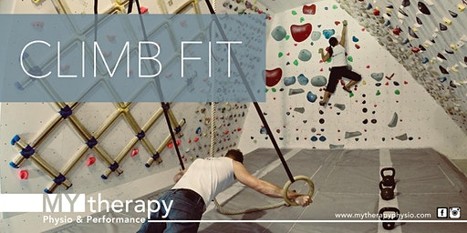 Climb Fit (Tuesday 21st January 2020,  5.30-7pm)