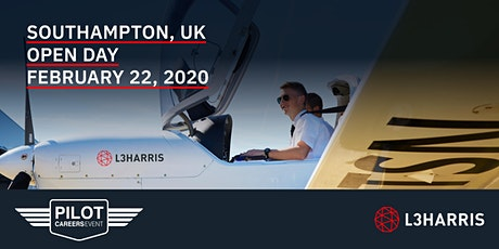Airline Pilot Careers Event: Southampton – February 22, 2020 tickets