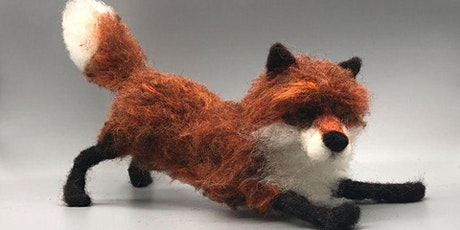 NEEDLE FELTED FULL FOX tickets