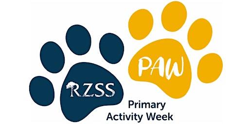 RZSS PAW Spring 2020 at Edinburgh Zoo