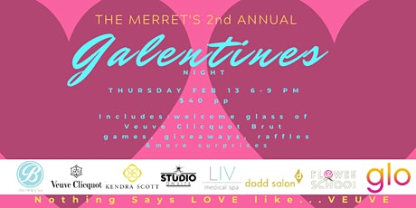 Galentines at The Merret tickets