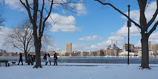 Guided Winter Walk on the Esplanade