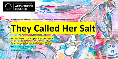 They Called Her Salt - A multi-sensory opera experience tickets