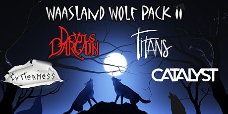 Waasland Wolf Pack tickets
