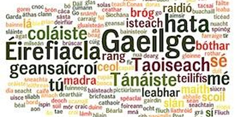 Irish for Complete Beginners: 6-7PM tickets