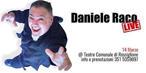Daniele Raco LIVE!