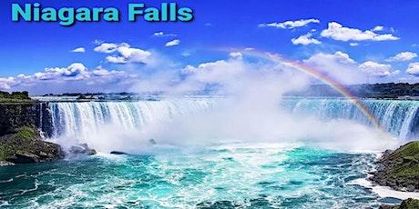 Niagara Falls & Toronto Bus Trip August 7 - 13, 2022 tickets