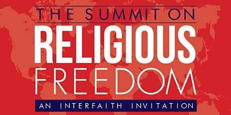 Building Peace in a Conflicted Society - The Summit on Religious Freedom  tickets