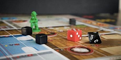 Workshop Game Design : Création d'un jeu de plateau & Séance d'info tickets
