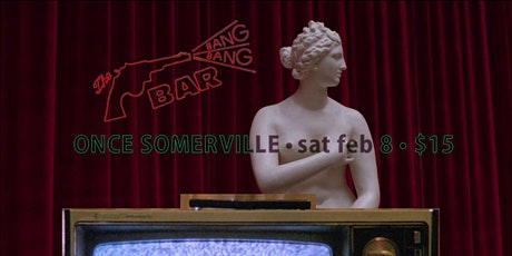 THE BANG BANG BAR: Twin Peaks Party tickets