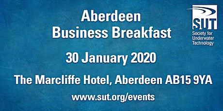 Aberdeen Business Breakfast tickets