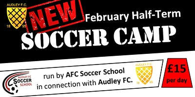 AFC Soccer Camp - February Half-Term
