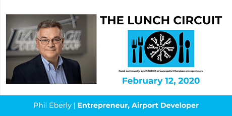 The Lunch Circuit: February 2020, Phil Eberly tickets