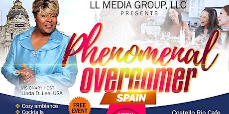 Phenomenal Overcomer ®Spain entradas