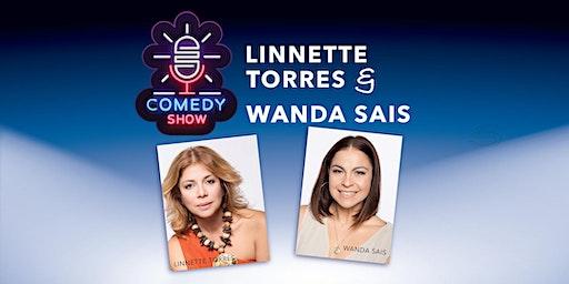 Linette Torres & Wanda Sais en : Jartitas De Odio y Llenas de Maldad
