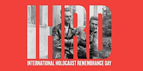 The Volunteer: International Holocaust Remembrance Day Program tickets