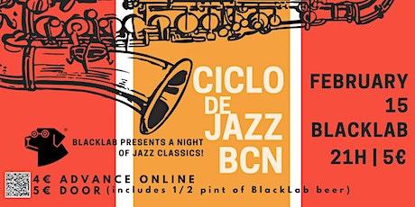 Ciclo de Jazz BCN - Live @BlackLab entradas