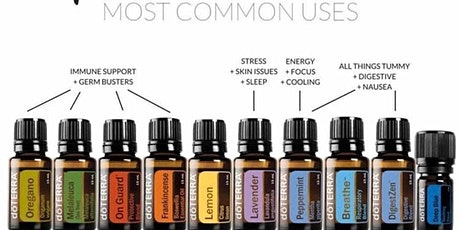 Make and Take doTerra essential oil experience tickets