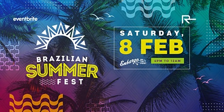 Brazilian Summer Fest 2020 tickets
