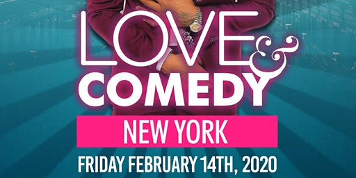 Majah Hype's Valentine's Day Love & Comedy Show