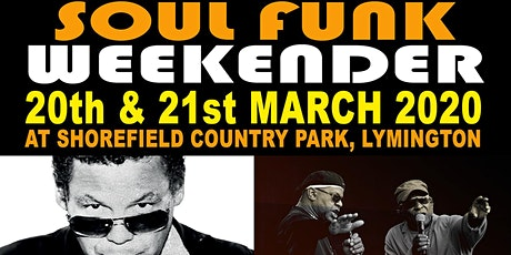 Mr Kyps Soul Funk Weekender tickets