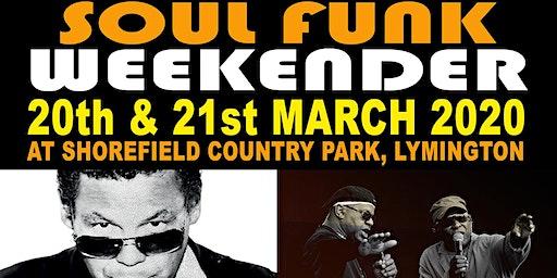 Mr Kyps Soul Funk Weekender