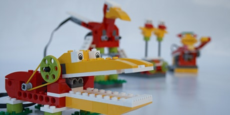 Build, Code, Create and Innovate with Programmable Lego! tickets