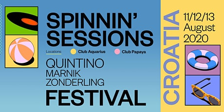 Spinnin' Sessions | Croatia tickets
