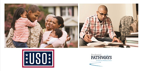 USO Pathfinder Financial Wellness Seminar: Is Your Financial House in Order tickets