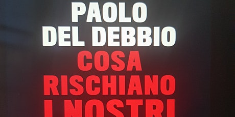 ENJOYBOOK E' CON PAOLO DEL DEBBIO biglietti